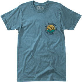Hippy Tree Southpoint T-shirt Heren, blue